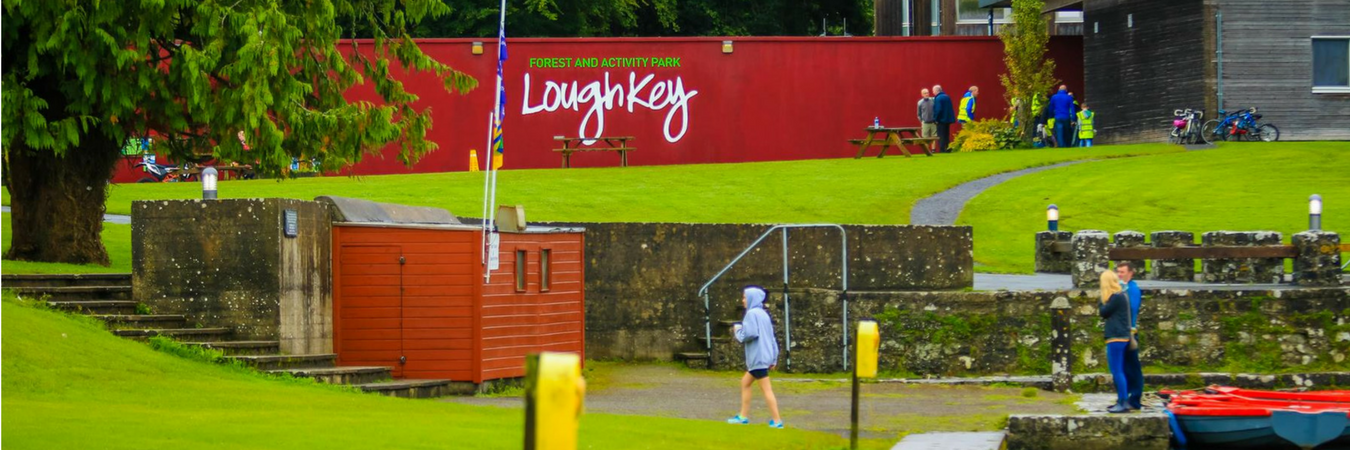 Lough  Key  Adventure  Centre